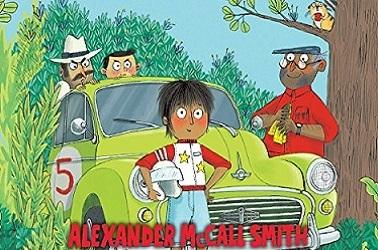 Max Champion And The Great Race Car Robbery by Alexander McCall Smith
