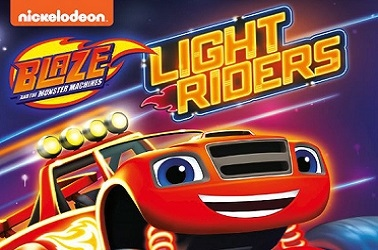 Blaze And The Monster Machines: Night Riders
