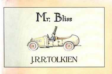 Mr Bliss by J.R.R. Tolkien