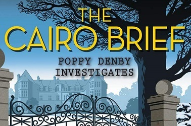 The Cairo Brief by Fiona Veitch Smith
